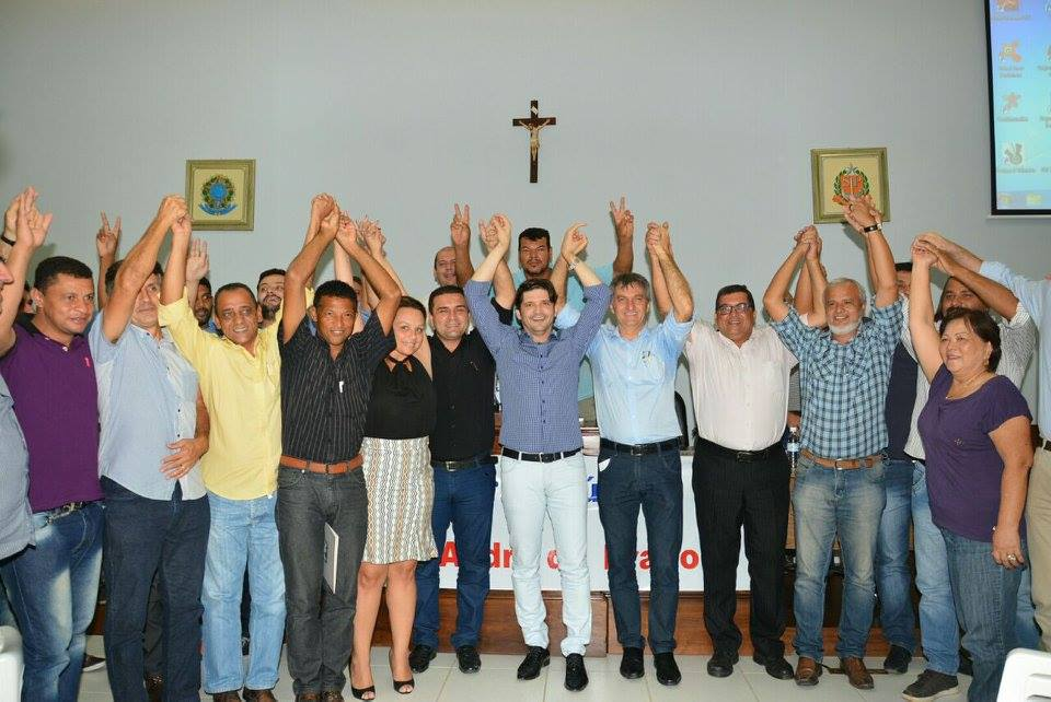 Reunião em Miracatu contou com a presenças de lideranças de várias cidades da região.