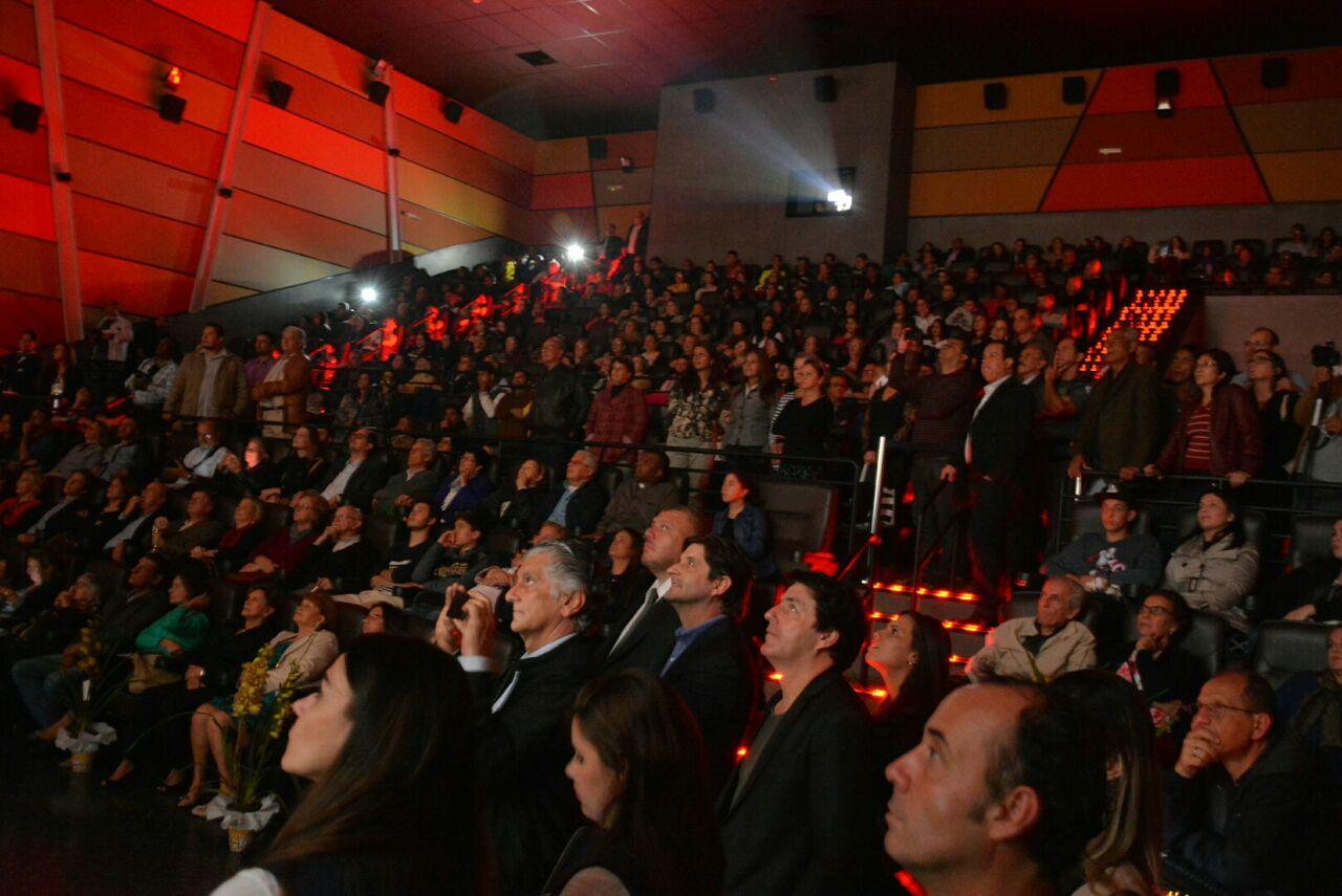 Com a inauguração de hoje, Guararema volta ao hall seleto de municípios com até 100 mil habitantes que possuem salas de cinema de última geração