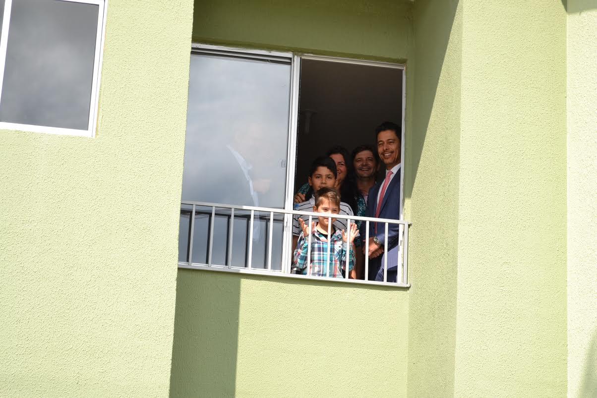 Após 7 anos de muita luta e trabalho intenso dos parlamentares e da administração municipal, o maior empreendimento residencial da história de Guararema foi entregue