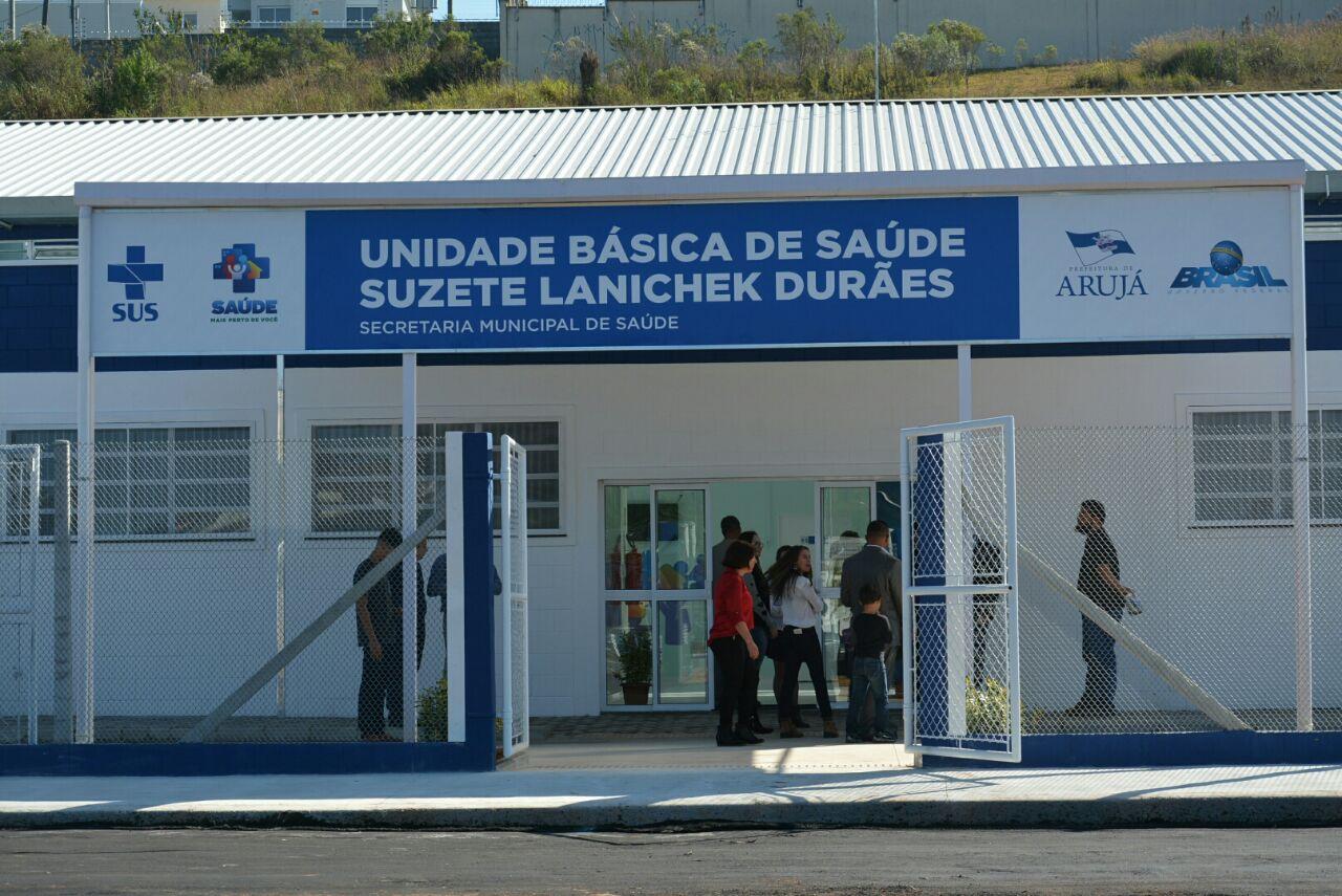 Essa é mais uma obra que foi inaugurada pelo prefeito Abel Larini nesta semana