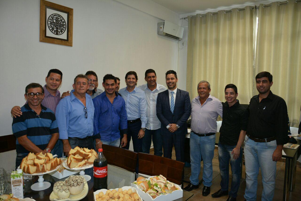Reunião em Cachoeira Paulista