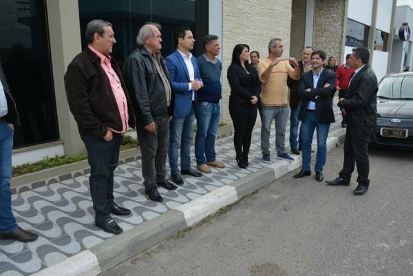 Em Jacupiranga, os deputados conheceram as demandas da região