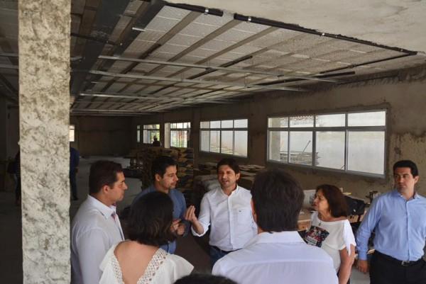 Deputado André do Prado fala sobre a importância da obra