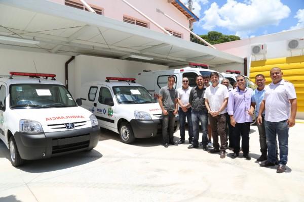 Veículo foi adquirido a partir de emenda de R$ 120 mil, destinada pelo deputado estadual André do Prado