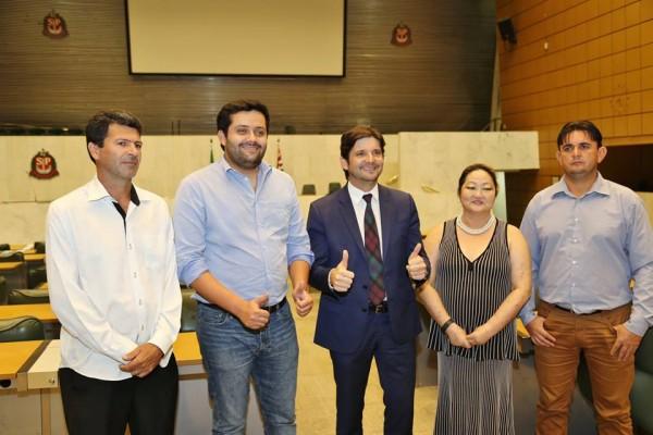 Após intermediação do deputado André do Prado, Miracatu recebeu do Governo do Estado R$ 594.781,59 para para transformar sede da antiga Prefeitura em Centro Turístico
