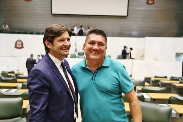 Intermediado pelo deputado André do Prado, Sete Barras receberá recursos do MIT para melhorias no Turismo da cidade
