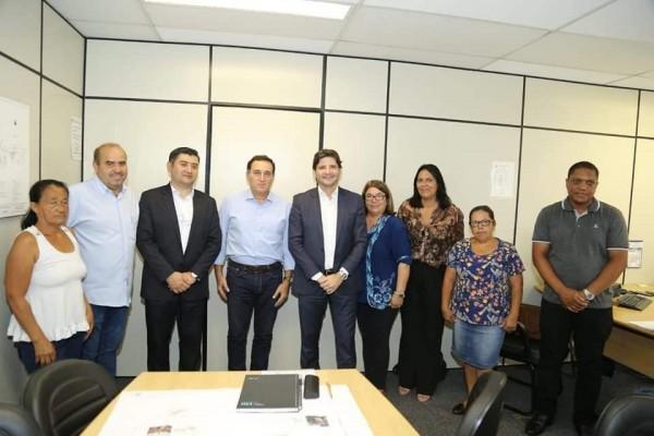 O desassoreamento solicitado pelo deputado André do Prado vai amenizar problemas de enchentes enfrentados pela população