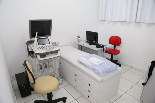 Com os recursos destinados via emenda parlamentar, a população teve a oportunidade de realizar exames laboratoriais e de ultrassonografia