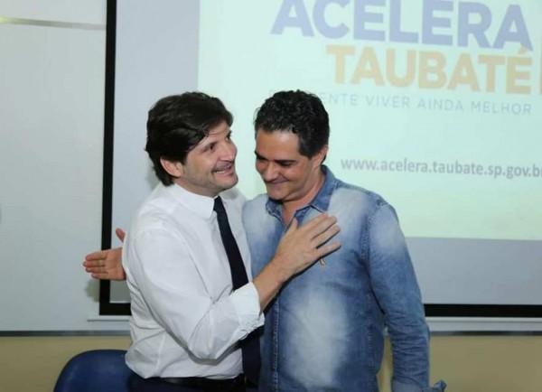 O deputado André do Prado intermediou a liberação deste investimento no Governo do Estado