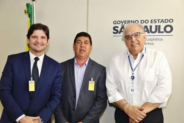 Deputado André do Prado solicita ao Governo do Estado redução de velocidade em trecho da Raposo Tavares
