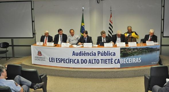 Dep Andre do Prado realiza audiencia publica sobre Lei Especifica do Alto Tiete CABECALHO