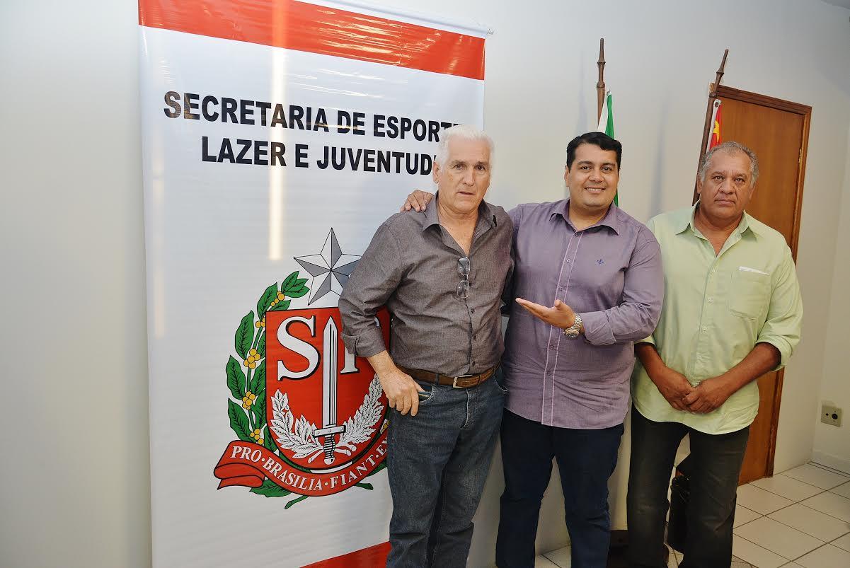 O prefeito de Rafard, Antonio Cesar Rodrigues Moreira, apresentou vários pedidos ao titular da pasta estadual