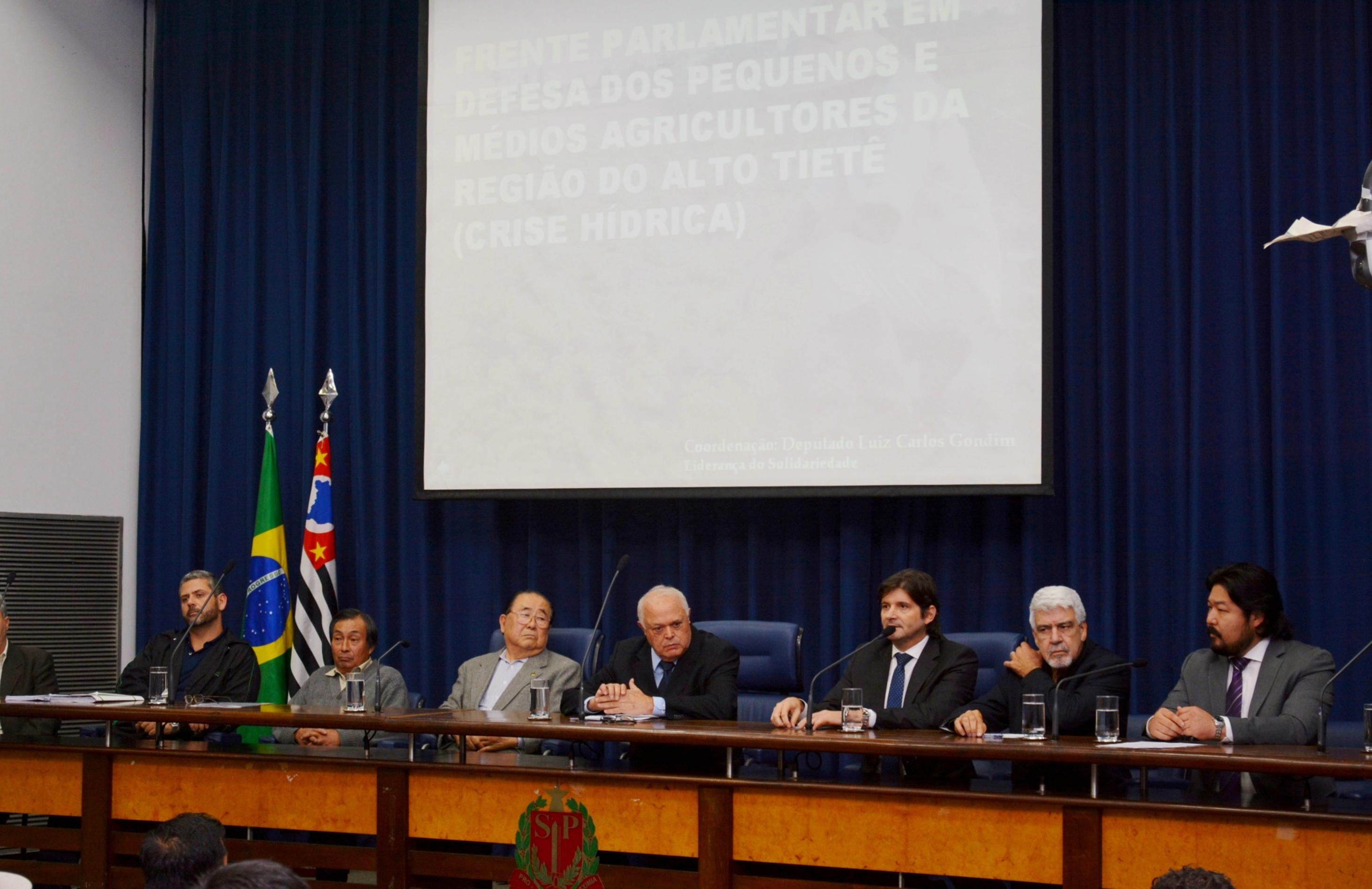 """""""Nosso objetivo não é buscar culpados pelos problemas que enfrentamos no início deste ano, quando precisamos intermediar o diálogo entre os produtores agrícolas e os integrantes do Governo do Estado de São Paulo"""""""