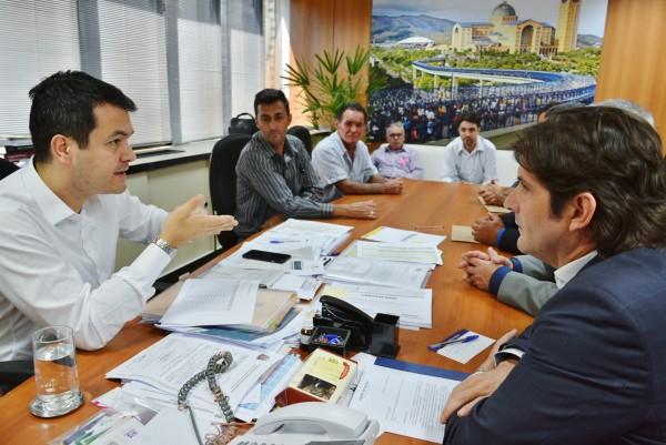 Deputado André do Prado participa de reunião na Secretaria de Turismo para tratar sobre o projeto do MIT de Santa Branca