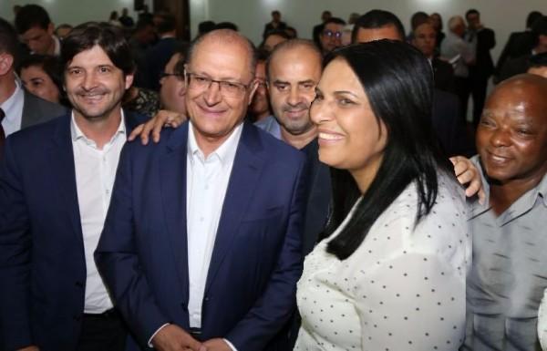 Deputado André do Prado com os vereadores de Itaquaquecetuba