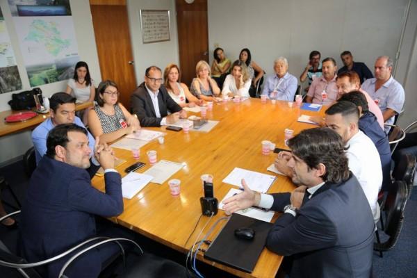 Reunião do Condemat teve pauta sobre resíduos sólidos