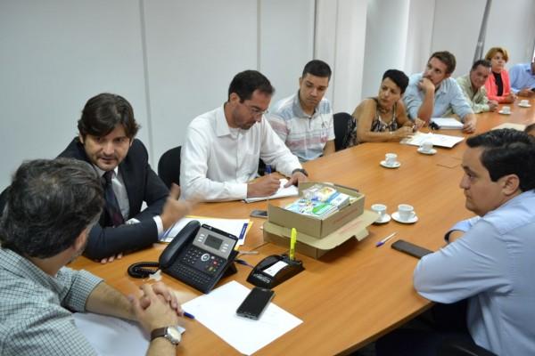 Parlamentar falou da importância da unidade para geração de vagas na cidade