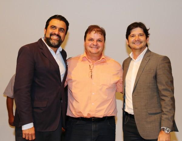 Pedido do deputado André do Prado por polo à cidade de Tremembé foi apresentado em reunião, com o diretor administrativo da Univesp, Ricardo Bocalon, e o prefeito Marcelo Vaqueli