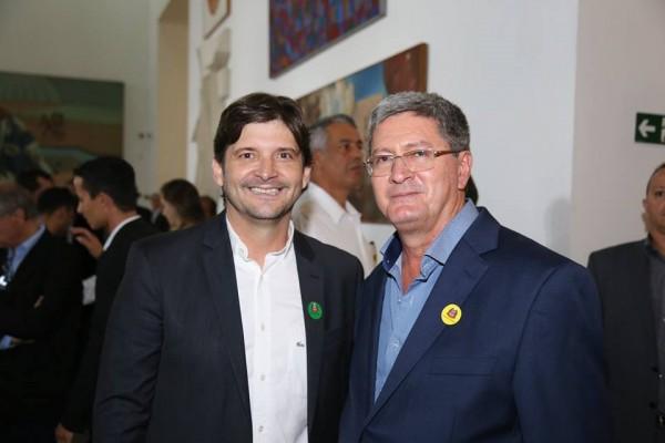 Intermediado pelo deputado André do Prado, Arandu foi contemplado com  R$ 400 mil para obras de infraestrutura viária