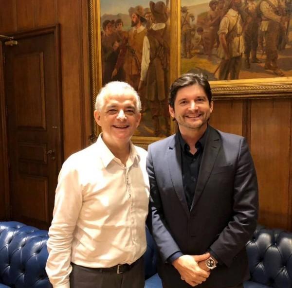 Lei dos Podólogos, de autoria do deputado estadual André do Prado foi sancionada pelo governador, Márcio França