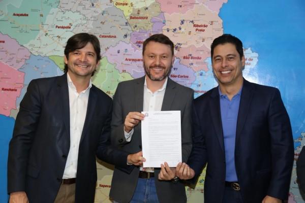 liberado o investimento de R$ 16,8 milhões para melhorias na estrada que liga Guararema e Salesópolis