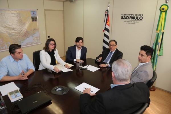 melhorias na Rodovia Arthur Matheus, em Santa Isabel, foram pedidos pelos deputados André do Prado e Márcio Alvino
