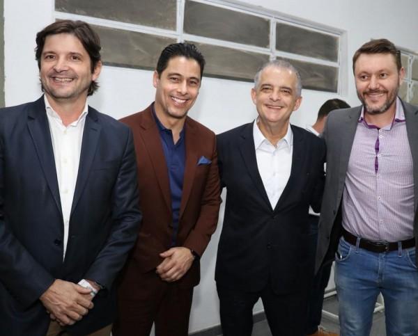 Intermediado pelo deputado André do Prado, Guararema renovou o contrato com a Sabesp pelos próximos 30 anos