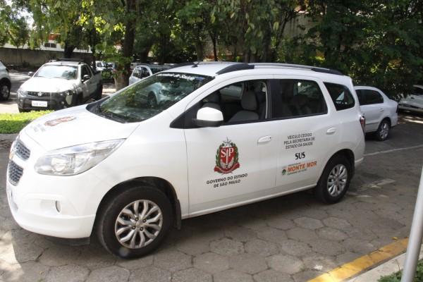 Van para a saúde em Monte Mor foi intermediação do deputado André do Prado