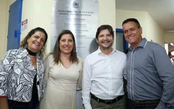 Unidade tem capacidade para atender a 120 crianças e fica na Vila Olívia.