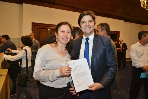 A pedido da vereadora Ana Poli, o parlamentar incluiu o município para receber o programa do Governo do Estado; os exames poderão ser realizados de 4 a 22 de junho