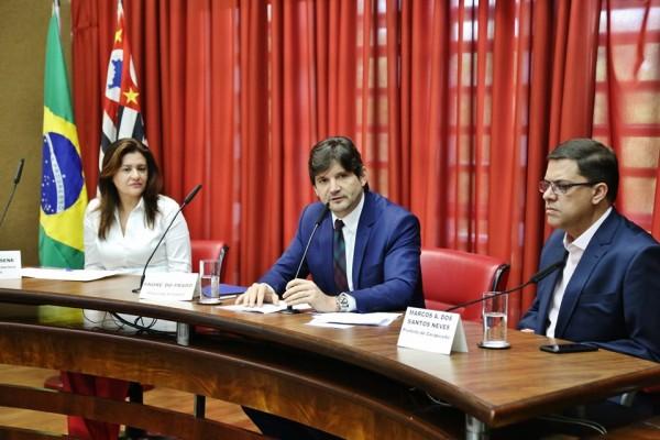 Deputado André do Prado é o autor da Frente Parlamentar em apoio aos Municípios Beneficiados pelo FUMEFI