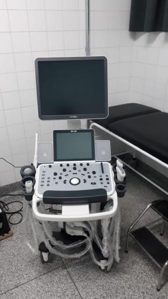 Prefeitura de Itaoca adquire aparelho de ultrassonografia a partir de emenda destinada pelo deputado André do Prado