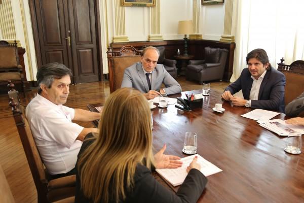 O deputado André e o Prefeito Vadico pediram melhorias de infraestrutura para Eldorado