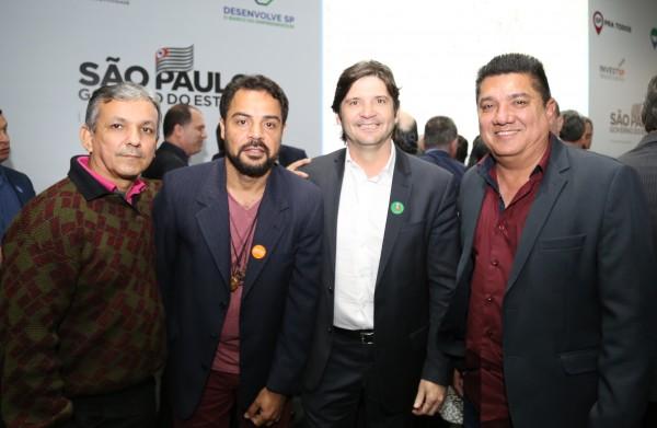 Este investimento é fruto da classificação como Município de Interesse Turístico, concedido após a aprovação da Lei de autoria do deputado André do Prado