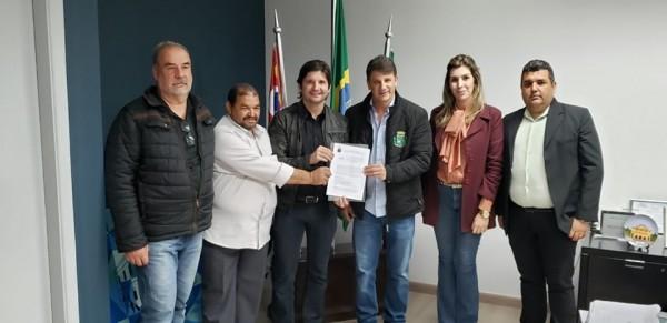 O convênio destinado pelo deputado André do Prado será aplicado em obras de infraestrutura do bairro