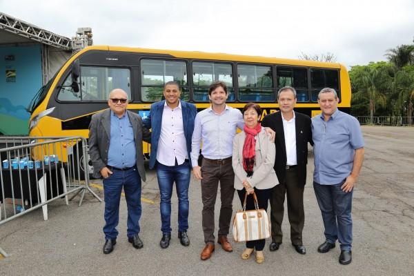 O deputado André do Prado intermediou para que as cidades estivessem entre as cidades contempladas
