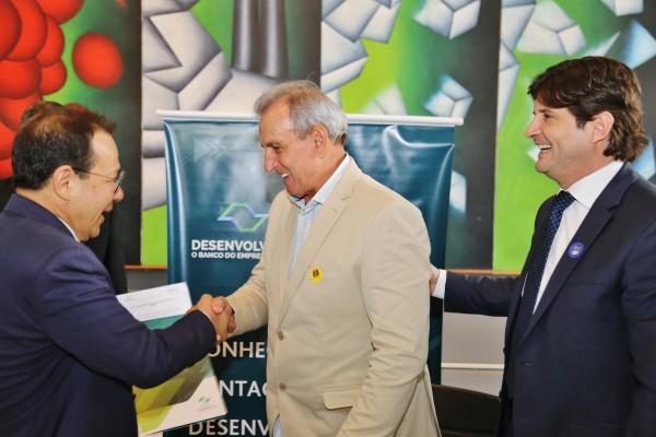 A conquista do investimento foi intermediada pelo deputado André do Prado junto a agência Desenvolve SP