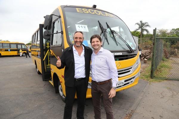 O deputado André do Prado intermediou junto ao Governo do Estado a inclusão do no as cidades na lista dos municípios contemplados.