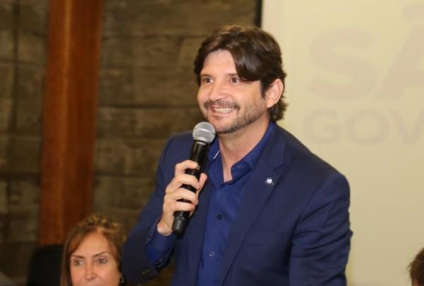 Em Guararema, deputado André do Prado participou do Encontro Paulista de Museus, Memória Ferroviária e Paisagens Culturais