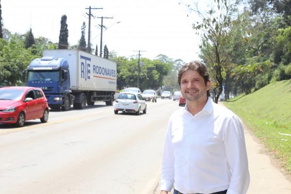 Deputado André do Prado se mobiliza pela duplicação da SP-56