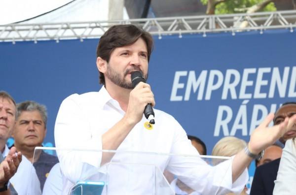 O evento em Registro contou com a presença do deputado André do Prado